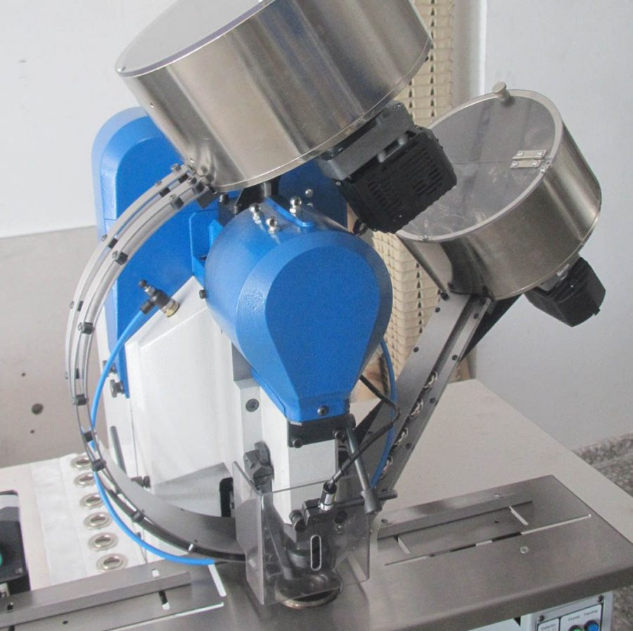 Jopevi Model J439 Grommet Machine