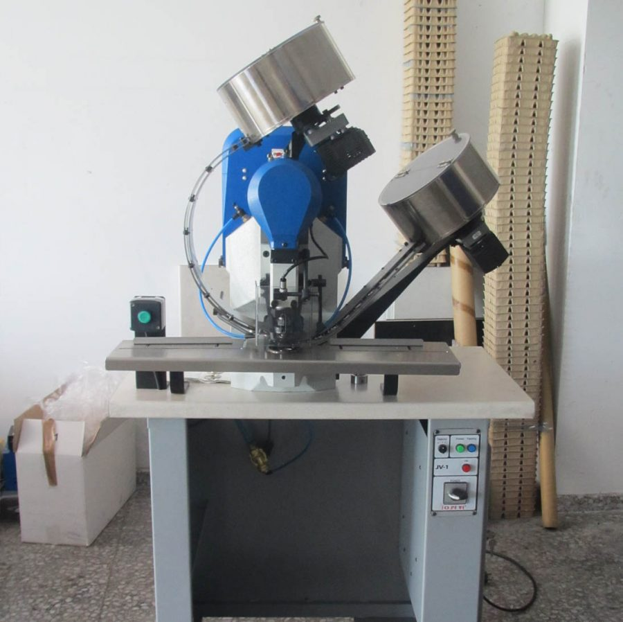Jopevi Model J439 Grommet Machine 2