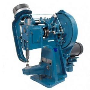 United Model F: Eyelet / Grommet Machine